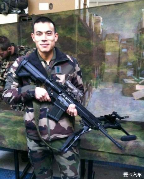 中国雇佣兵_> 【图】法国外籍军团的中国雇佣兵
