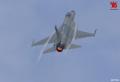 巴基斯坦空军枭龙战机飞行表演