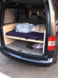 无聊时打造的简易开迪床车