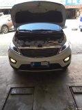 汽车改灯动力升级电动尾门起亚智跑改装海拉6双光透镜