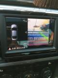 ops安装后,倒车时ops虚拟车子怎么变透明啊?