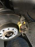 途观6万公里换刹车及轮胎,二代胎压改装实用主义