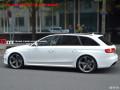 奥迪a4l改装RS4侧裙奥迪B9B8改装大小包围尾翼排气