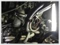 宝马740启动马达失效故障爆拆修复