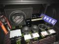 别克威朗改装德国RS音符二分频+隔音案例-聆听圣驾汽车音响