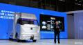 中国首款无人驾驶超级卡车问世