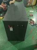 高压大电池组成品出售中96串磷酸铁锂66AH电池组