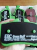 更换后轮EBC绿皮+汽油滤清器