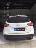 镇江马自达CX-5改灯大灯不亮改装双光氙气大灯镇江动力灯改