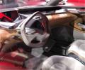 日产Terra概念车亮相广州车展,动力为氢燃料电池
