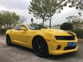 2012大黄峰6.2SS2门4座跑车黄色黑笼