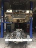 93年皇冠.133.全车拆卸...完美修复.....