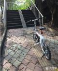 等了一个礼拜的爱尔威智能自行车终于到手了!