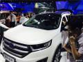 2016车展上的福特锐界车模篇