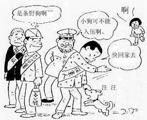 《规格漫画原稿步兵》(前传):前日本兵v规格的侵物语陆军漫画图片
