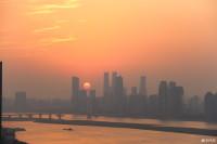 今天阳光不错,一组日落送给大家欣赏!