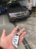 成都T6智雅7座魔力蓝提车作业