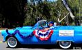 洛杉矶:美式肌肉老爷车车展