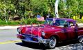 洛杉矶:美式肌肉车展