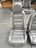 高尔夫五代R32真皮座椅五代GTI格子布座椅各一对