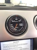 提车就改,小试牛刀,装一个defi涡轮表,也算慢慢步入改装.
