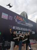 潮品曼塔S6开启三亚国际时尚周,名模云集!