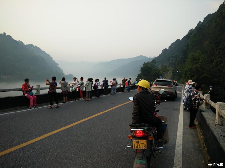周末自驾游,赏中华奇观、动力宇宙的小东江荣威w5奇景怎么样图片