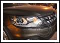 成都大众途欢改车灯改线高配大灯总成LED日行灯海拉透镜氙气灯