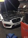 2015款捷豹XF2.0T升级ECU马力机测试调教作业~