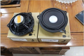 宝马3系320li改装哈曼卡顿音响四门中音+前门高音