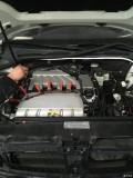 新速腾改R32四驱着车了。