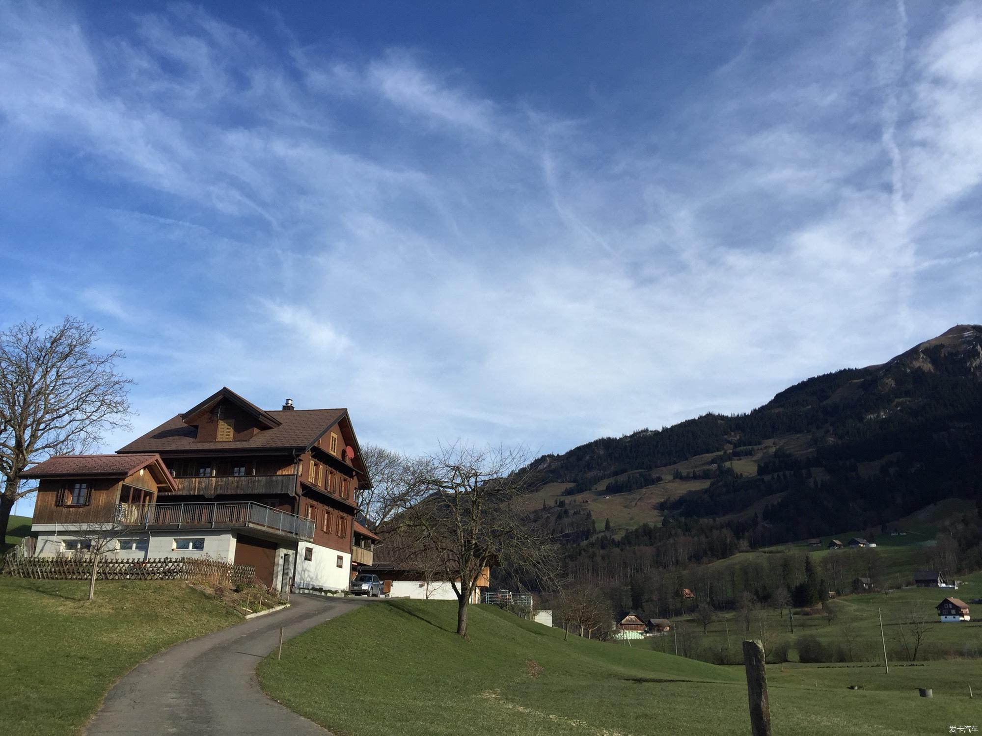 德国最穷农村房子图片