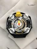 转高尔夫6真皮方向盘、气囊(gti和r20可用)、游丝
