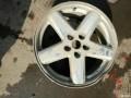 汽车轮毂变形可以修复吗
