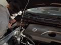 人● 车● 生活之新逍客升级液压撑杆。
