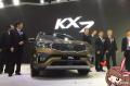 明年3月上市国产全新起亚KX7