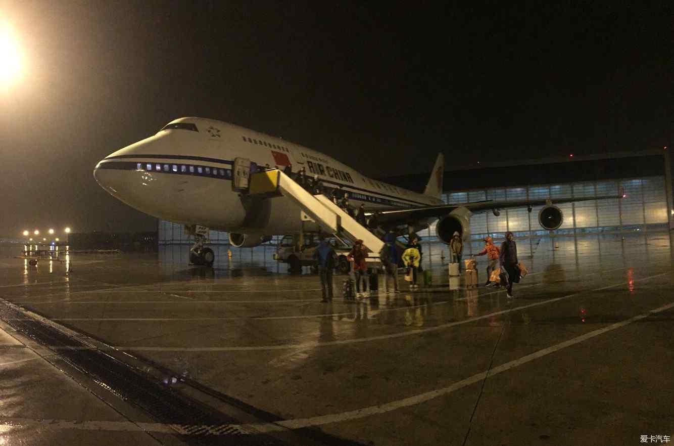 【精华】终于坐了一回大灰机国航广州-北京波