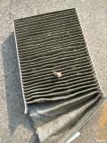 日产换个空调滤芯真费死劲-换Hepa滤芯