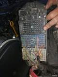 求保险盒背后插板