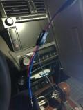 阅读灯无损取电给行车记录仪