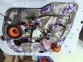 惠州音乐时代汽车音响改装现代iX25改装酷爵603A