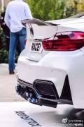 BMWF82M4Vorsteiner宽体车身套件