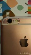 出自用港版玫瑰金iPhone6s64G已出