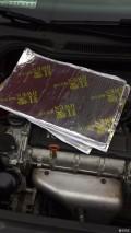 Polo机盖贴了几张隔音棉会不会有不好的影响呢?