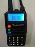 出售全新泉盛k2at对讲机一台