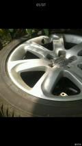 出售奥迪A7原装轮毂带轮胎名盘2600