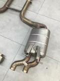 奔驰C63204ak排气