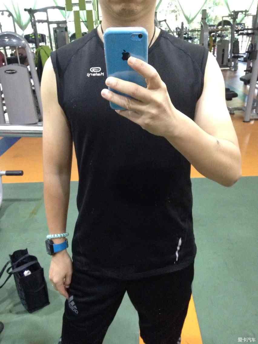 健身打卡:坚持健身1年是什么样的体验?