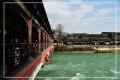 今天太阳好我又去了都江堰景区索桥玉垒阁看片片了