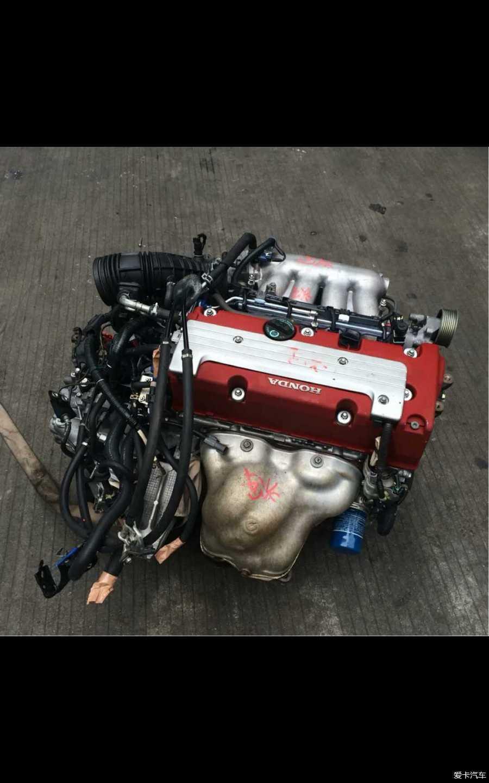> 本田红头k20a高性能发动机 cl7